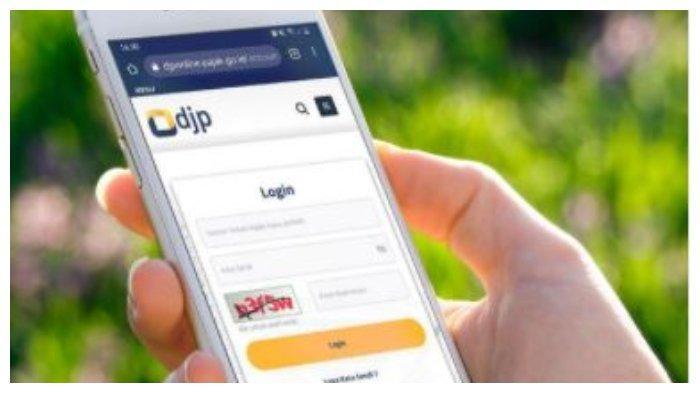 Cek djponline.pajak.go.id Cara Lapor & Panduan Mengisi SPT Tahunan PPh Secara Online via e-Filing