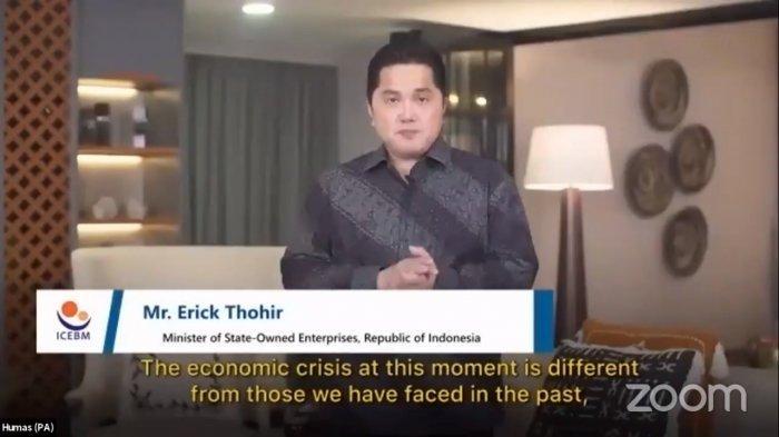 Erick Thohir Pastikan Segera Rombak Total Manajemen BUMN Pupuk
