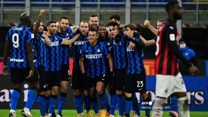 Ini Starting XI Derby della Madonnina LINK Live Streaming AC Milan vs Inter Milan di RCTI
