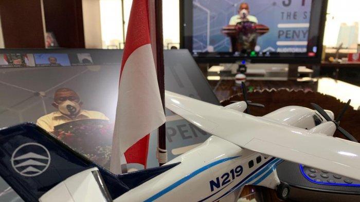 Pesawat N219 Menjadi Kebanggaan Indonesia & Merupakan Prestasi Pertama Kami PT DI