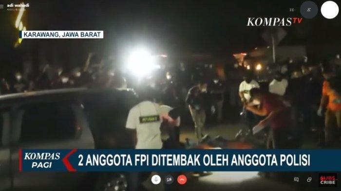Polisi Ambil CCTV & Hapus Rekaman Saksi Terkait Bentrok di KM 50 Tol Jakarta-Cikampek Terungkap