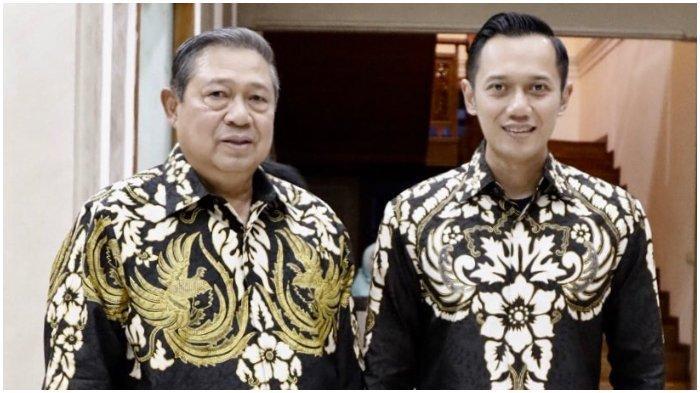 SBY Benteng Terakhir Amankan AHY dari Kursi Ketua Umum Partai Demokrat Pengamat